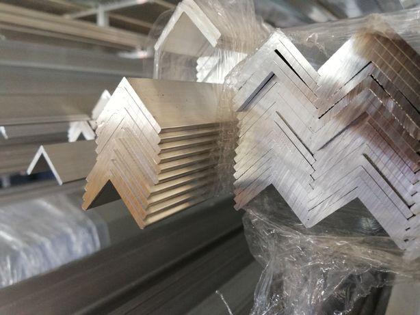 Kątownik Aluminiowy 40X40X3 , narożnik , oraz inne wymiary , Wysyłka