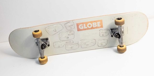 Скейт комплит 8.0 Globe. Трюковый скейтборд
