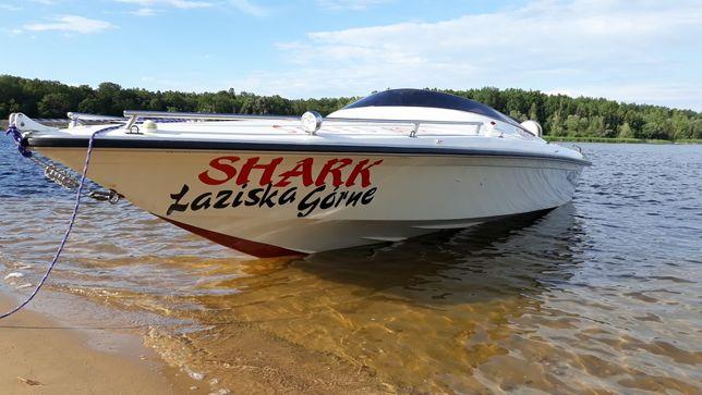 Motorówka shark venom 21
