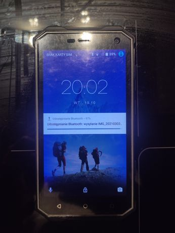 Telefon maxcom ms457