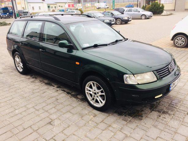 Volkswagen Passat b5 1.9TDI 110km full opcją