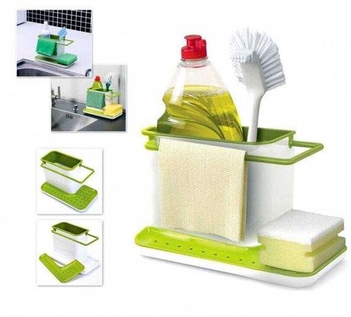 Органайзер для кухонной раковины Caddy Sink 3 в 1