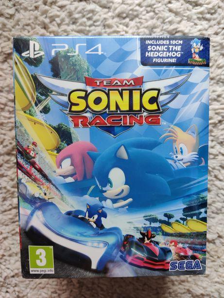 Team Sonic Racing edycja kolekcjonerska PS4