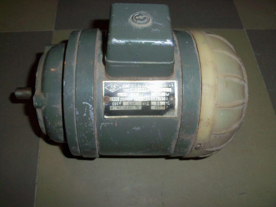 Электродвигатель, АОЛ-11-2, 2800об. 0,18/220/380В. Николаев - изображение 1
