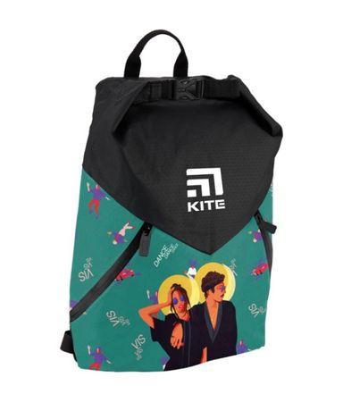 Спортивный школьный рюкзак KITE Sport Время и Стекло