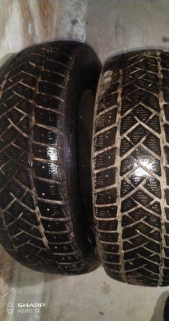 205 65 R16C Dunlop шины Грузовые - 2шт. - ЗИМА