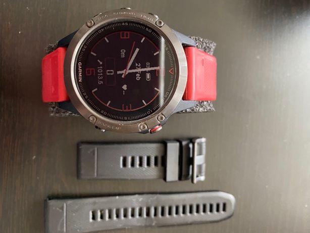Zegarek Garmin Fenix 5