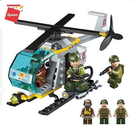 Лего конструктор Qman
