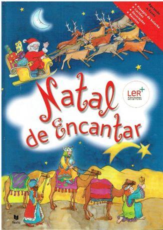 4634 Natal de Encantar /PNL - Pré-Escolar, 1º e 2º anos.