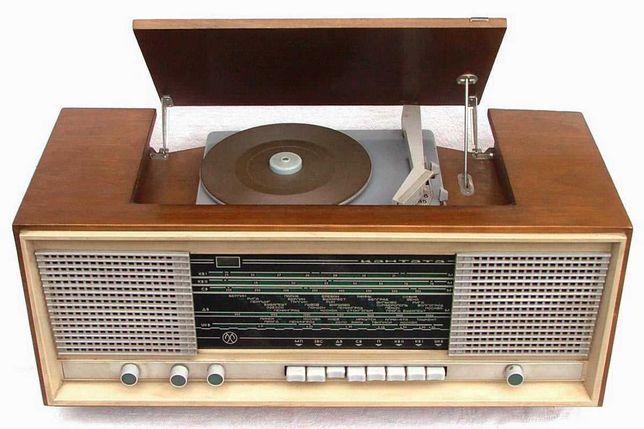 Ремонт и реставрация ламповых радиоприемников