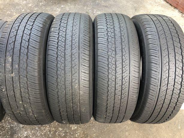 Шини літні 225/60 r18 Dunlop. 5.2мм. 2013р.