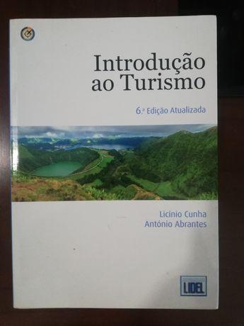 Introdução ao Turismo, 6a edição atualizada-Licínio Cunha e António A.