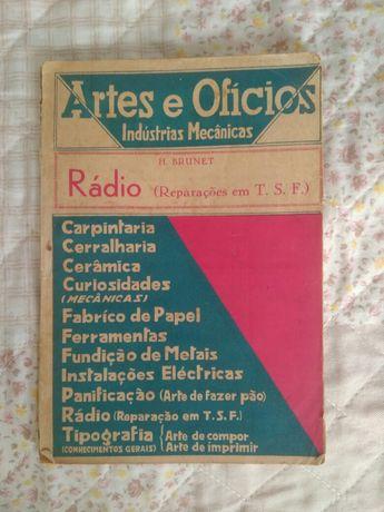 Reparação de rádios Artes e ofícios