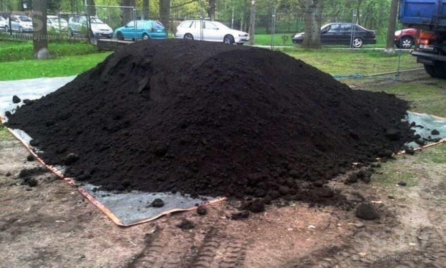 Выгодно. Чернозем, грунт для подсыпки, суглинок, глина Киев - изображение 1