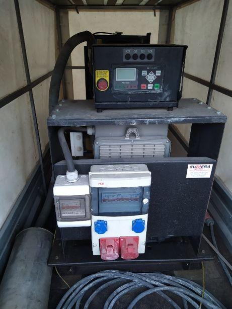 mobilny agregat prądotwórczy max 26,4kw 33kVA 24kw 30 kVA SMG-30 J