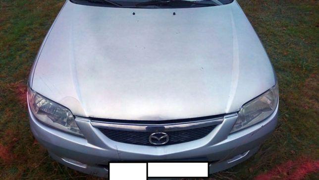 Mazda 323 f CZĘŚCI zderzak MASKA drzwi SKRZYNIA lampy SIEDZENIA SZYBY