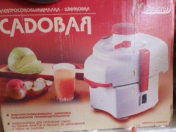 Соковижималка белорусская