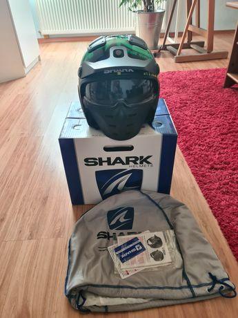 Kask Shark X-Drak XL Freestyle.