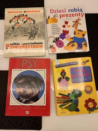 Książki dla dzieci twarde okładki