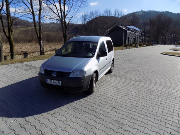 Vw caddy 2006 1.9TDI