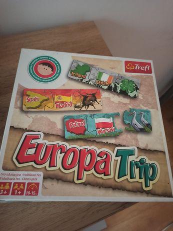 Europa Trip gra