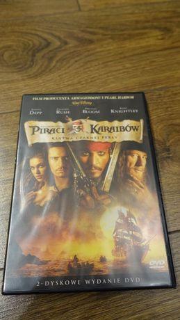 Piraci z Karaibów klątwa czarnej perły , DVD , wydanie dwupłytowe