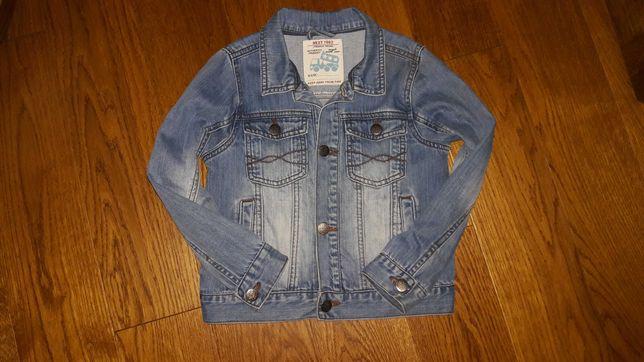 Джинсовка, джинсовый пиджак Next