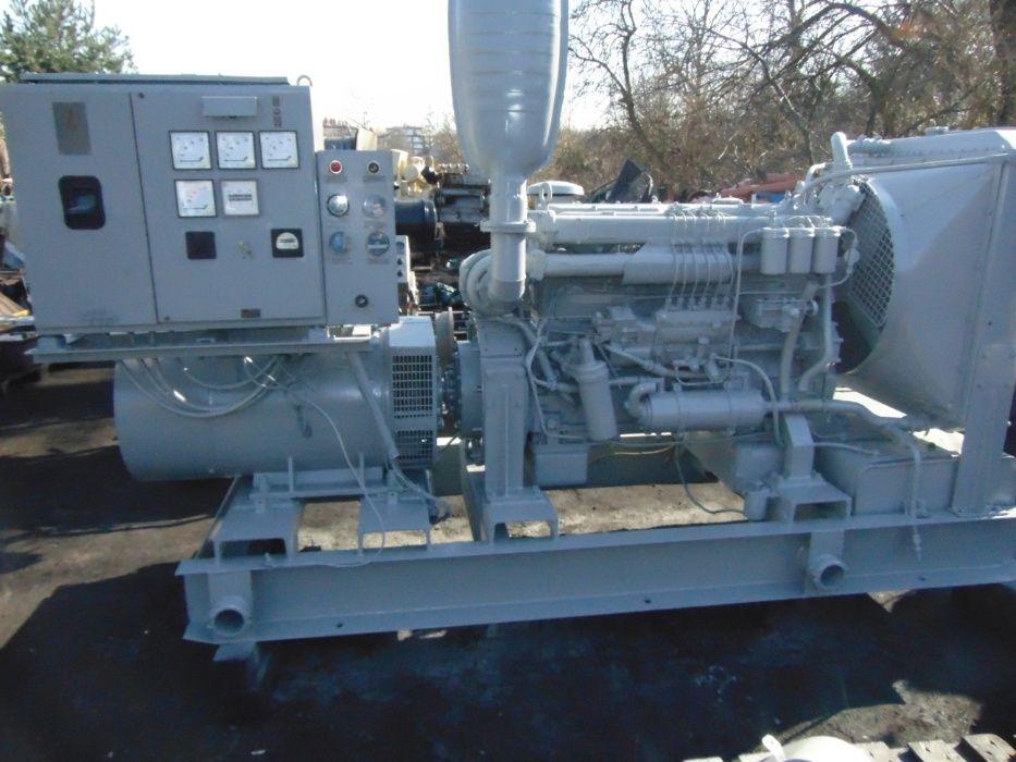 Agregat prądotwórczy 100 kw 110 kw 120 kw 125 130 kva 160 godz pracy Zabrze - image 1