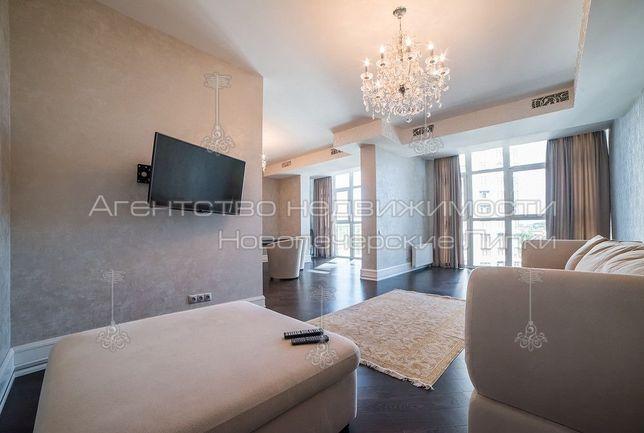 5-комнатная квартира (210м2) в ЖК Новопечерские Липки, Драгомирова 16