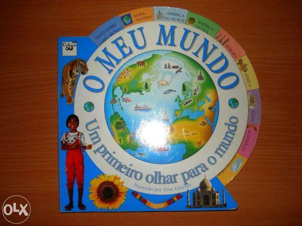 Livro O Meu Mundo