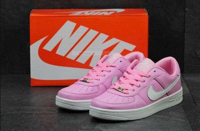 Nike Air Force розовые РАСПРОДАЖА