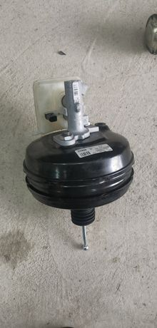 Panamera 970 вакуумная помпа тормозов