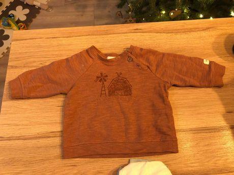 bluza dla niemowlaka Newbie