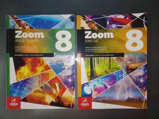 Zoom 8 - Físico-Química - Areal Editores