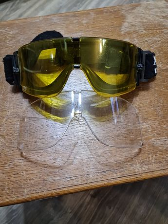Taktyczne okulary