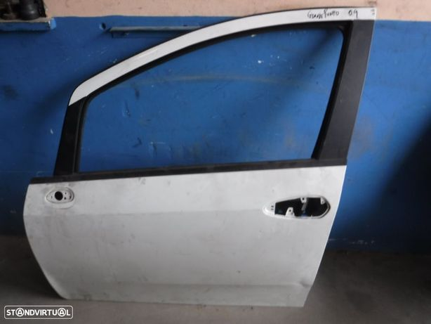 Porta Fiat Grande Punto 06-> Frente Esquerda / Trás Direita