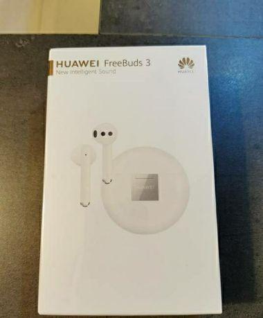 Słuchawki Huawei FreeBuds 3 - ANC - Folia - Nowe