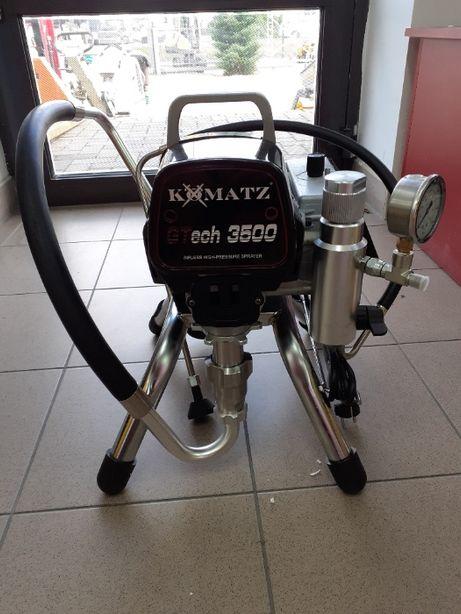 Agregat Malarski KOMATZ GTech 3500 BAR 230V