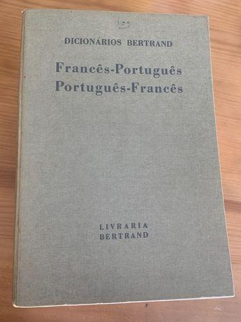 Dicionário de Francês-Português e Português-Francês