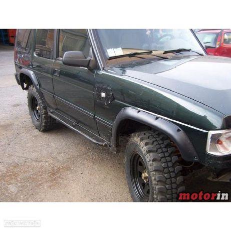 Kit de Abas Flexi Land Rover Discovery I 3 Portas