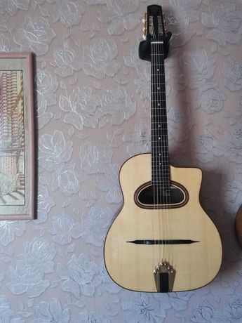 Altamira m30d gypsy jazz manouche гитара guitar