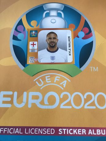 Euro2020 cromos UEFA