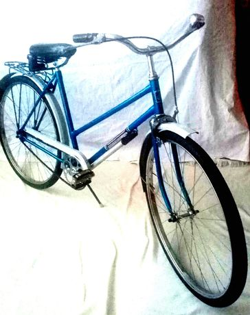 Ретро велосипед П. В. З. 1989 г. в.