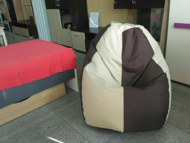 кресло овал кресло мешок пуфик бескаркасная мебели пуф