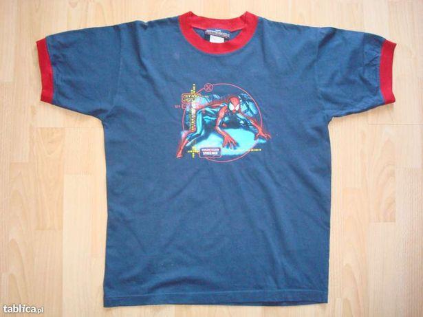 Modna, oryginalna koszulka SPIDERMAN na 11/13 lat