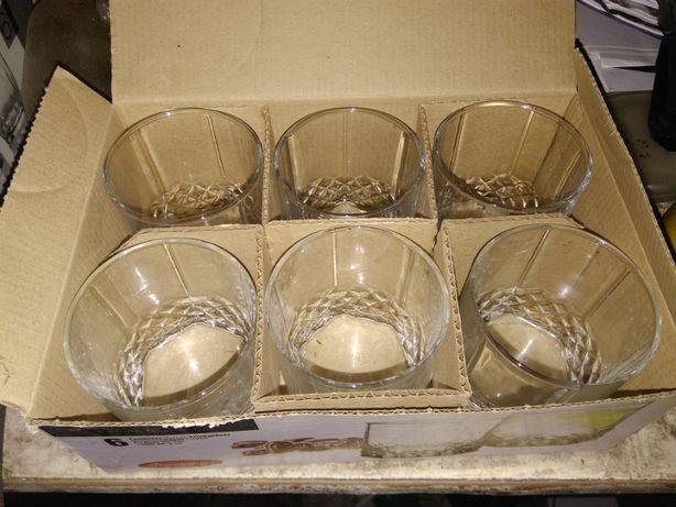 стакани и стопки(набор)