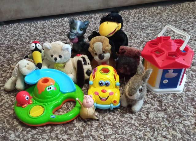Игрушки детские набор