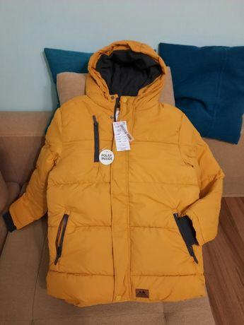 Новая яркая демисезонная куртка Reserverd, р.158