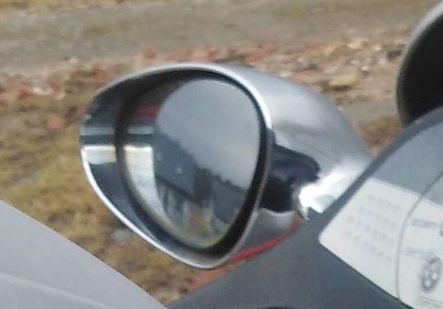 Lusterko lusterka prawe lewe chrom tunning Yamaha skuter wodny części
