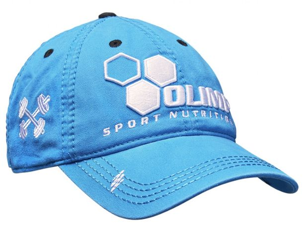 Super OLIMP LIVE & FIGHT Men's HAT Team Olimp